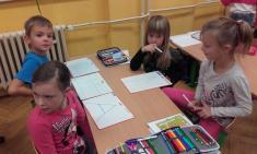 Čteme a skládáme první slova