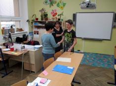 Školní kolo konverzační soutěže v angličtině