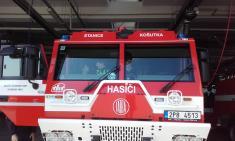 Druháci poznávali práci hasičů